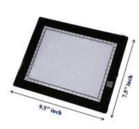 Wholesale Ultra Thin Mini Tattoo LED Stencil Tracing Light Box Table