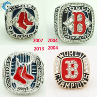Wholesale Boston RED SOX world championship ring set