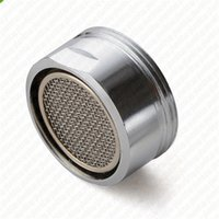 Wholesale Different Price Faucet Tap Aerator Nozzle Sprayer Filter Water Saving Male Female Chrome mm Excellent Quality