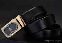 antique branding irons - 2016 belt buckles man Brand designer belts for men belt arrival Men Belts antique Genuine Leather Black Top crocodile buckle top alligator