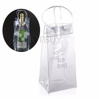 beer cooler bags - Practical Outdoor Wine Beer Champagne Bucket Drink Pouch Bar Ice Bag Cooler Chiller Bag