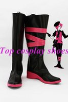 accessories riding boot - Fashion MojoSpy Cosplay Men Boots Boys Shoes Custom Knee High Riding Boots NC46 Halloween Christmas festival shoes boots