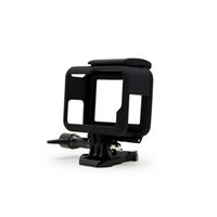 accessible houses - Frame Mount for Gopro Hero Light and Compact Housing All Slots Fully Accessible Large Thumbscrew Quick Release
