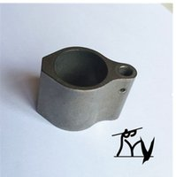 Wholesale stainless steel Low Profile Micro Gas Block with roll pin