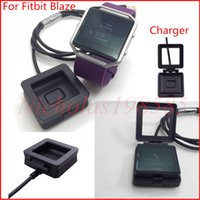 Wholesale USB Charger Charging Cable Line For Fitbit BlazeTracker Smart Wristband Replacement Cable Line Also Sale Fitbit Flex HR Alta Surge Force