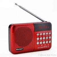 Wholesale radio red fashion broadcast