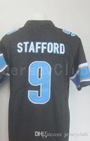 barry sanders authentic jersey - Cheap HotSale Limited Rush Lions Matthew Stafford Barry Sanders Stitched Embroidery Logos America Football Authentic Jerseys Sweatshirt