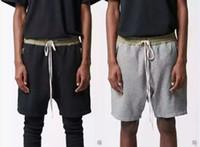 big men urban clothing - new black grey big and tall kanye urban clothing sweatpants joggers justin bieber fog zipper harem pants summer fear of god