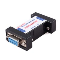 Wholesale RS232 to RS485 Passive Interface Adapter Converter Data Communication Serial