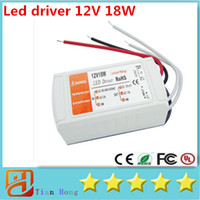 Wholesale 12V A W Constant Voltage Led Driver Power Supply AC100 VAC VDC For RGB Led Strip Light Or Led Bulb Light AC V