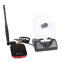 al por mayor n adaptador de red-150Mbps Ralink3070 Chipset de alta potencia de 1000MW de largo alcance inalámbrico-N Wifi adaptador de red con alta Senitivity clipper dual Antenas