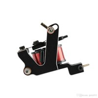 Wholesale New Pro Carbon Steel V Shape Coil Tattoo Machine Liner Gun Tattoo Equipment Body Art