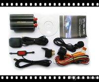 Wholesale TK103 GSM GPRS Vehicle Car GPS tracker Car Alarm GPS Quadband MHZ Car Alarms Security
