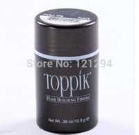 Wholesale Toppik Hair Building Fibers with Hairline Optimizer All Colors Men Women Natural Keratin Thinning Hair Solutions g