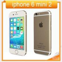 apple mobilephone - 2016 New Design iphone mini Smartphone Original Unlocked Apple iphone S Mobilephone GB GB GB iphone mini Cellphone