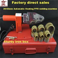 automatic pipe welding machine - Pluming tools mm V W Automatic Heating Electro Fusion Welding Machine PPR Pipe For And