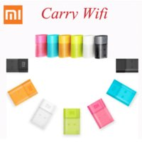 Wholesale original xiaomi carry WIFI Portable Mini WIFI Multiple colors Wi Fi Finders Cheap Wi Fi Finders