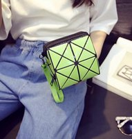 beaded cross stitch - The same square mini rubik s cube packet stitching ling star geometry