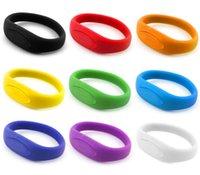 Wholesale Bestselling Wrist USB Flash Drive gb gb gb gb gb gb gb Real Capacity Pendrive Memory Stick