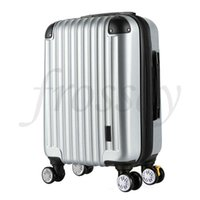 Wholesale 28 quot trolley case roll along suitcase luggage