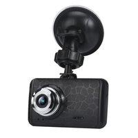 auto card design - Full black leopard uneven design inches screen novelty car DVR camera mini P auto car dvr camera recorder