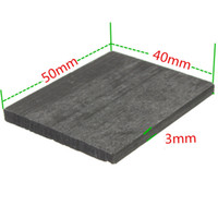 Wholesale Lowest Price Pure Graphite Electrode Rectangle Plate Sheet mm