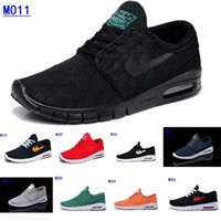 Wholesale Stefan Janoski Max Sneaker Hot sell Summer fashion color Men s Running Sport Shoes US Size7