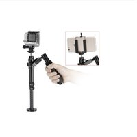 Wholesale quot Cellphone Steadicam Smartphone Steadicam With Cellphone Clip Handheld Steadicam For Iphone S S Samsung S5 S4 S3