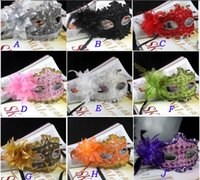 Wholesale Hot sale also party masks exquisite lace diamond masks Masquerade princess mask with flower Halloween mask