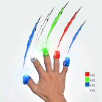 Wholesale 40 LED Finger Lights for Christmas and Other Festival in Party
