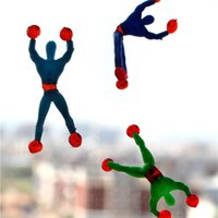 amazing spiderman comics - 2016 high quality Climbing Amazing Spiderman Toys Glass Tricky Spiderman toys for kids spidermen pvc action figure marevel gifts