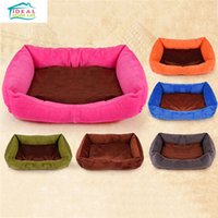 Wholesale Pet Blanket Bed Doggie Cushion Cozy Sleep Pad High Quality Nest Cat Dog House Hot Sale Pet Supplies