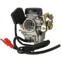 atv body parts - Motorcycle CARBURETOR GY6 CC for ATV SCOOTER MOPED Qingqi Vento CARB SUNL ROKETA JCL Cheap gy6 cc engine parts