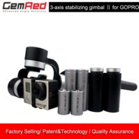 Wholesale Z1 PROUND axis handheld action camera stabilizing gimbal for GoPro stabilizer pivot gimbal camera gimbal camera