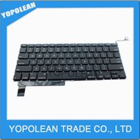 apple layouts - A1286 US Laptop keyboard for APPLE Macbook Pro Unibody quot A1286 Keyboard US layout Black