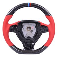 Wholesale F10 F18 NEW Carbon fibre Car Steering wheel Replacement type Multicolor ML Case For BMW