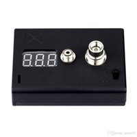 Wholesale Brand New Resistance Tester Practical Digital Resistance Meter Ohm Meter Reader For RBA RDA Atomizer Convenient To Carry