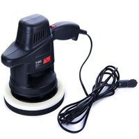 Wholesale Auto Electrical vehicle waxing machine tools inches compact car waxing polishing machine V car waxing polishing dual purpose tool