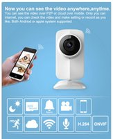 battery powered motion alarm - New wifi camera baby monitors GHz IR Night vision way talk Motion Detection Alarm P wifi baby monitor support user Max G