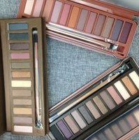 Wholesale Hot Makeup NUDE and and Color Eyeshadow Eye Shadow Colors Eye shadow palette by ePacket