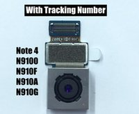 best camera rear - Best Quality For Samsung Galaxy Note N910F N910A N9100 Back Rear Big Main Camera Module Flex Cable With Tracking Number
