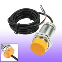 Wholesale Proximity Switch LJ30A3 H Z BX NPN NO wire Capacitance Proximity Sensor Switch DC V