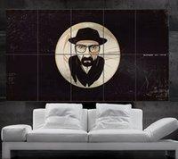 Precio de Break fotografías-Breaking Bad cartel de la pared del arte del cuadro de Heisenberg Jesse Pinkman Skyler Gus Walter White Saul 10parts NO2-266 libre del envío