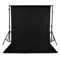 Wholesale 1 x M x FT Photography Studio Non woven Backdrop Background Screen Colors DHL D2204