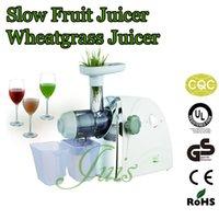 Wholesale vegetable juice extractor friut electic wheatgrass juice maker slow juicer