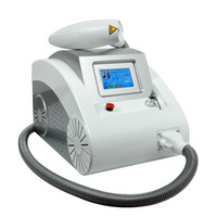 Wholesale Q Switch Nd Yag Laser Tattoo Removal Beauty Machine Pigments Removal nm nm nm With Touch Screem