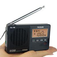 alarm clock professional - TECSUN PL DSP FM Stereo Radio ETM Clock Alarm Professional Receiver Y4142A