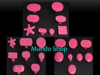 Wholesale Durable PDR Puller Tabs for Glue Car Dent Removal Body Repair Tool Kits
