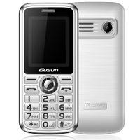 big citizen - Gusun F7 Big Font Inch Display Dual SIM Box Loudspeaker cell phone Mobilephone Design for Senior Citizen