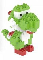 Wholesale 230PCS LNO Super Marie serious Yoshi a Dinosaur puzzle building blocks Diamond blocks intelligence educational toys Birthday gifts